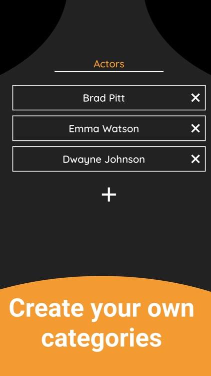 Heads up - Catch Word Cards screenshot-6