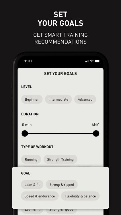 PUMATRAC - Training & Running screenshot-6