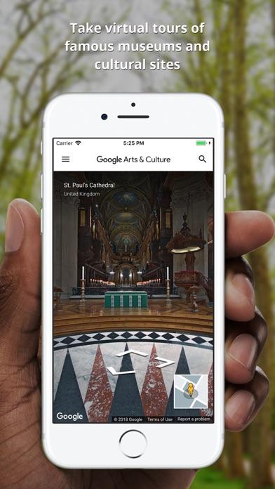 Google Arts & Culture screenshot1