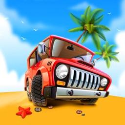 Car Parkour - 3D Offroad Crazy