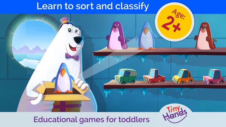 Puzzle game for toddlers full