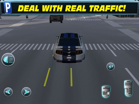 Fast Car Racing: Highway Sim screenshot 5