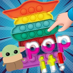 Pop It Toys ASMR Fidget Games