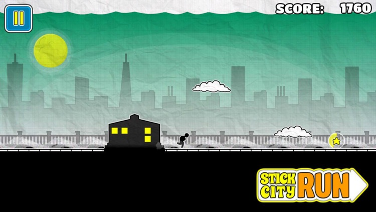 Stick City Run