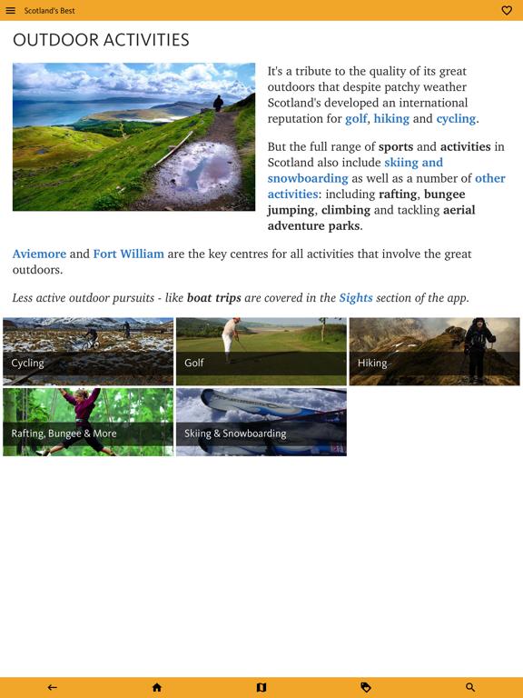 Scotland's Best: Travel Guide screenshot 16