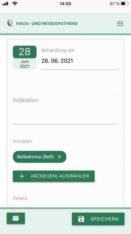 Homöopathie Reiseapotheke screenshot-3