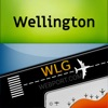 Wellington Airport Info +Radar