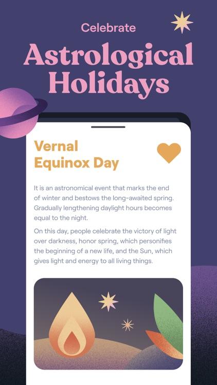 Moonly: Moon Calendar & Runes screenshot-6