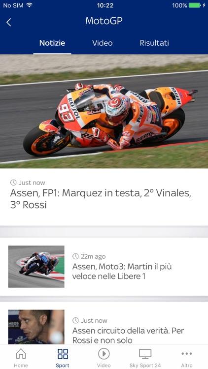 Sky Sport screenshot-4
