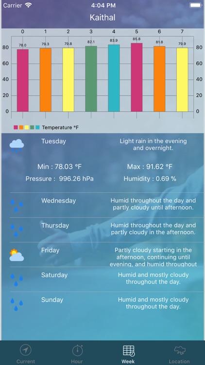 Weather24 screenshot-3