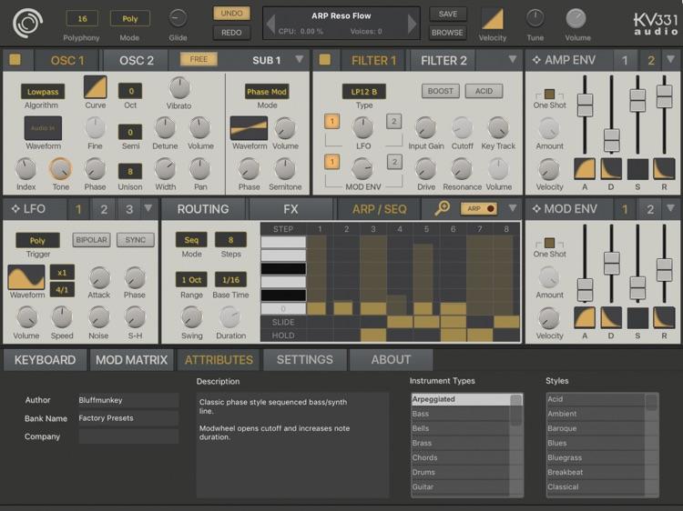 SynthMaster One screenshot-7