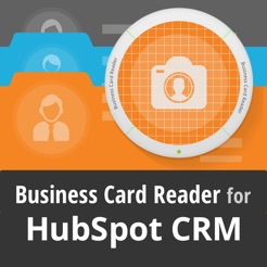 Business card reader 4 hubspot on the app store business card reader 4 hubspot 4 reheart Gallery