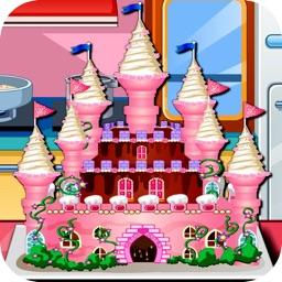 Princess Castle Cake Games