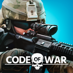 Code of War: Shooting Game