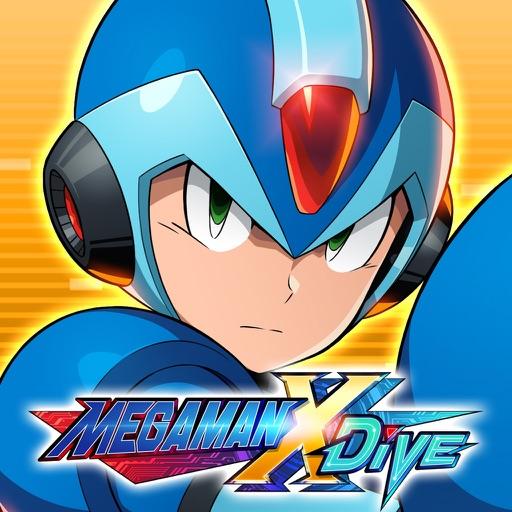 MEGA MAN X DiVE - MOBILE icon
