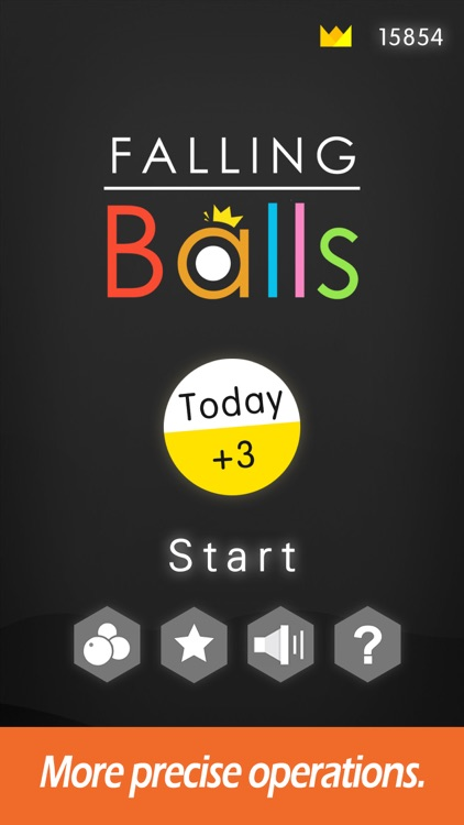 Falling Ball-Balls Block game screenshot-4
