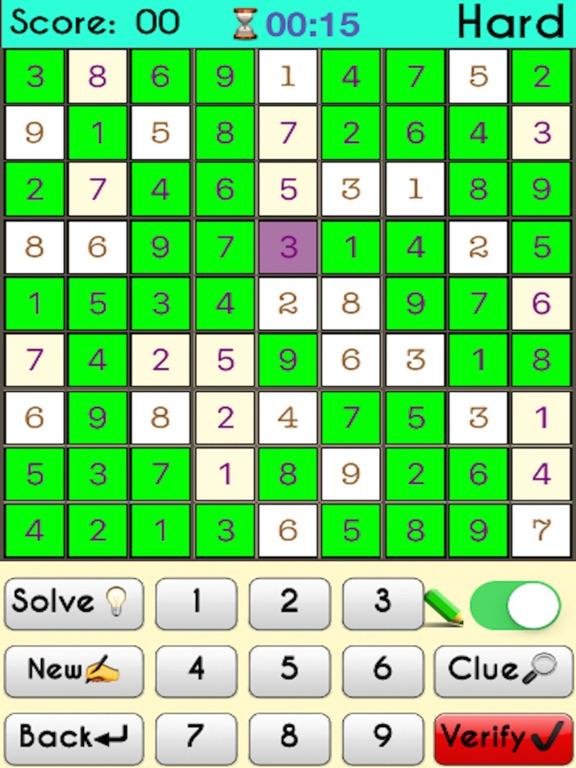 Sudoku Puzzles with OCR solver screenshot 8