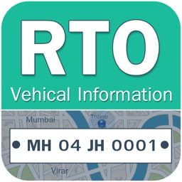 RTO - Search Vehicle Details