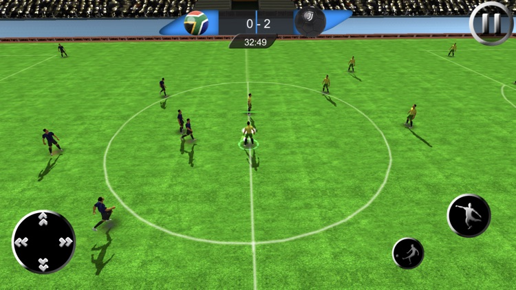 Soccer League Evolution screenshot-9