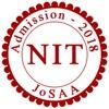 NIT JoSAA Admission-2018