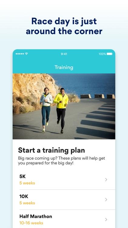 Runkeeper—Distance Run Tracker screenshot-8