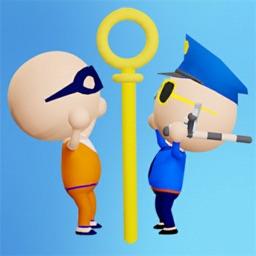 Prison Escape: Pull The Pin