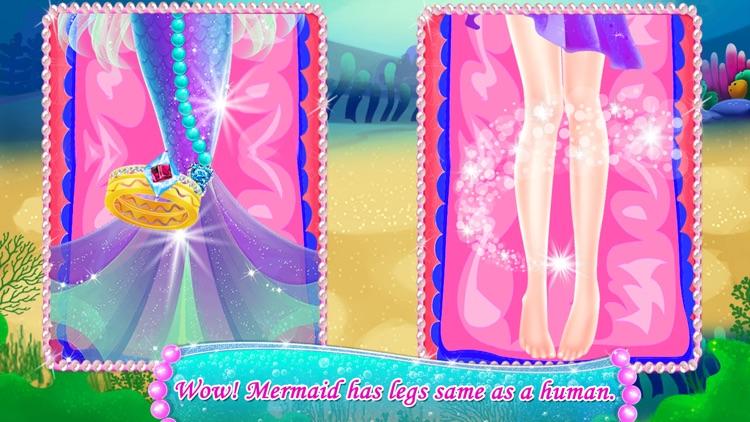 Mermaid Secret Love Story screenshot-5