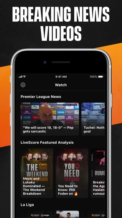 LiveScore: Live Sports Scores screenshot-6