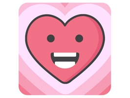 Fall in love all over again with this pack of Wacky Heart stickers