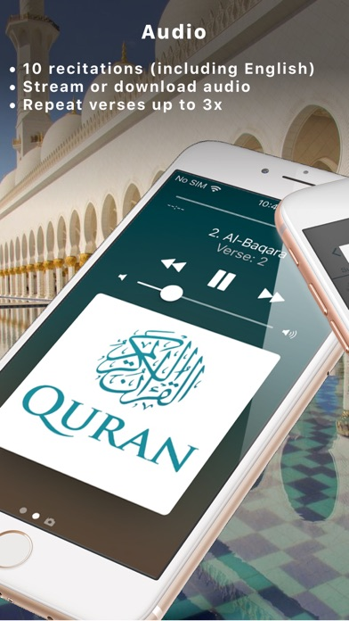 The Holy Quran - English for Windows