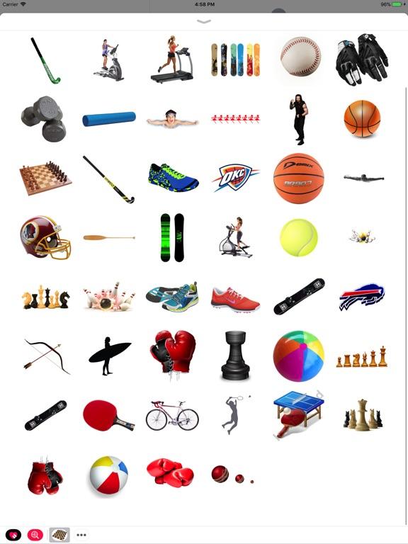 Sport Stickes! screenshot 5