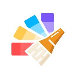Charm color card