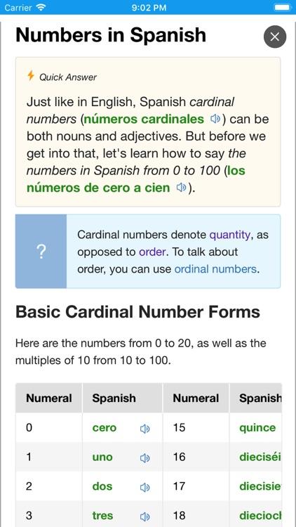 English - Spanish Dictionary screenshot-3