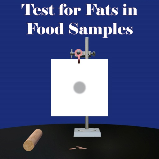 Test for Fats in Food Samples