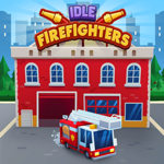 Idle Firefighter Tycoon на пк