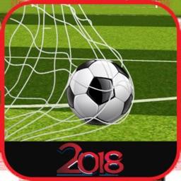 Kick Soccer - flick Football