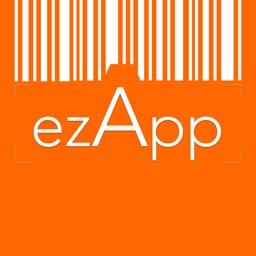 ezApp Pro Barcode Scanner