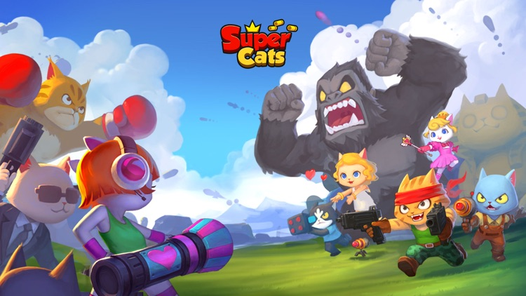 Supercats screenshot-6
