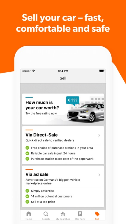 mobile.de - car market screenshot-6