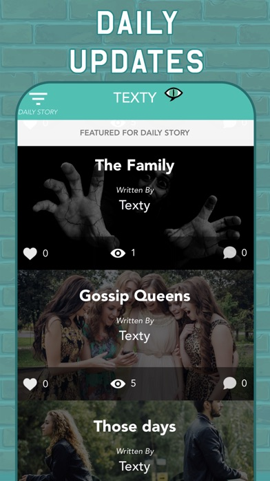 TEXTY: Chat Stories Text Story for Windows