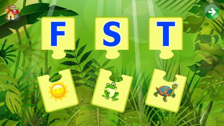 Learn ABC for kids screenshot-3