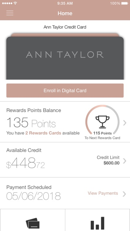 Ann Taylor Card screenshot-0