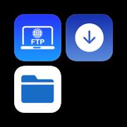 手机文件管理大师和(ftp&http(s))共享传输工具套装