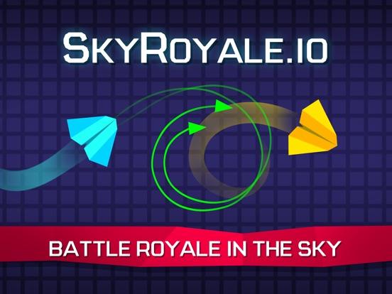 SkyRoyale.io Sky Battle Royale screenshot 6