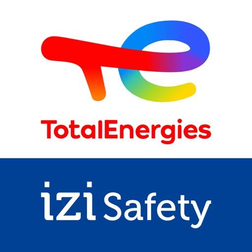 TotalEnergies IZI Safety icon