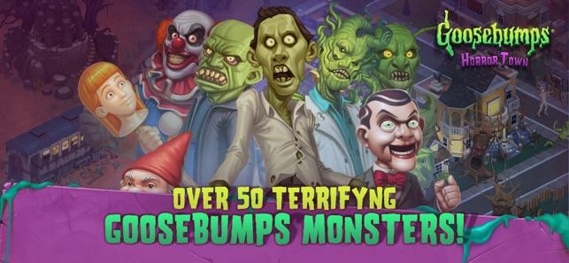 Goosebumps HorrorTown Screenshot