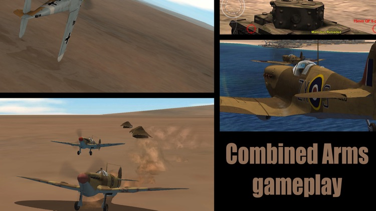 Wings of Duty: WW2 screenshot-0