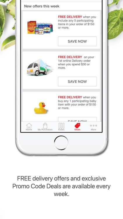 Vons Online Shopping screenshot-3