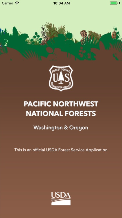Pacific NW National Forests