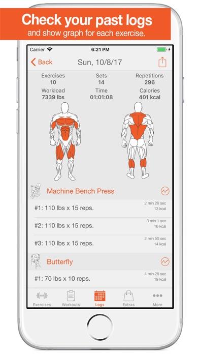 Fitness Point Pro screenshot 4